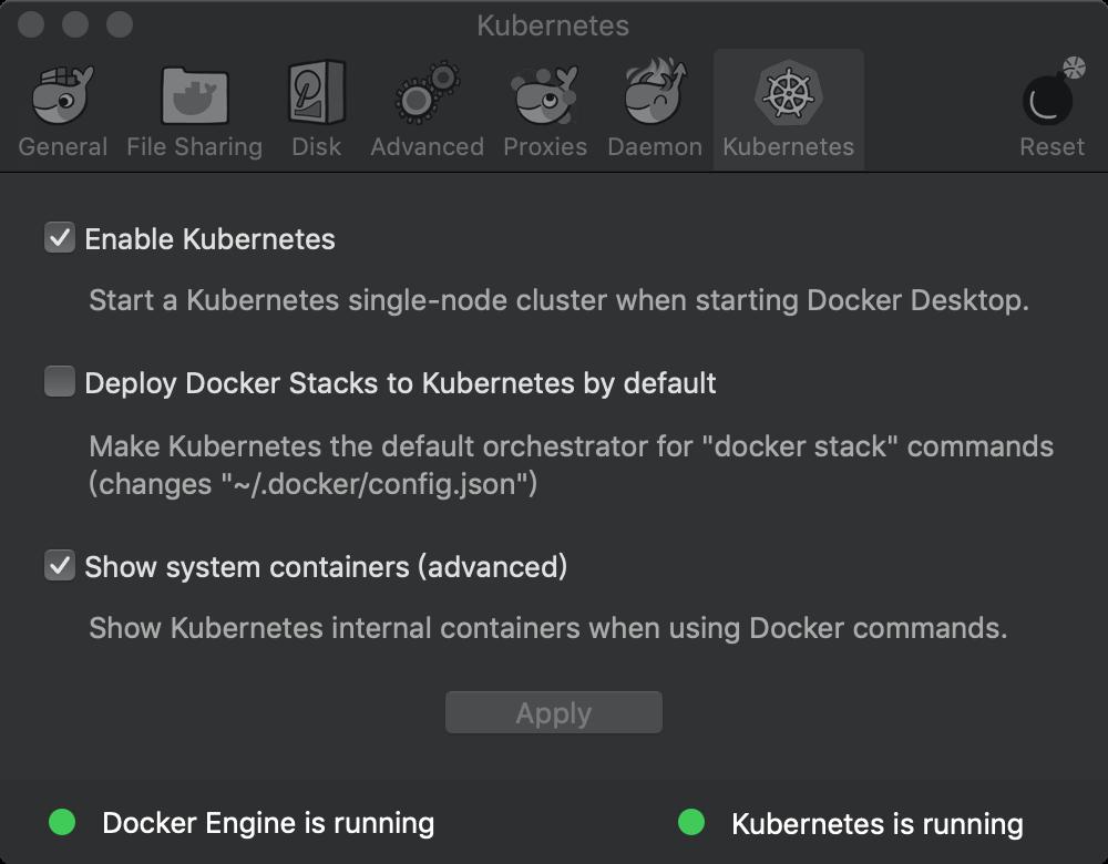 DockerForMac